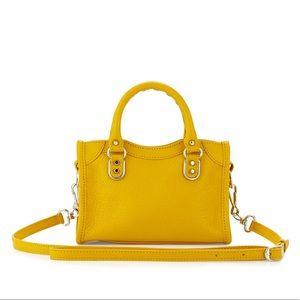 Balenciaga Bags - ⚡SOLD ON TRADESY⚡NEW METALLIC EDGE BALENCIAGA NANO